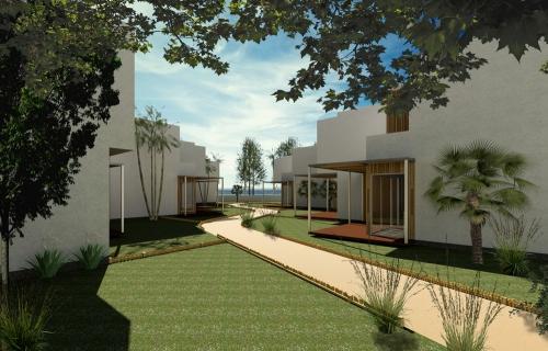 grupo casas de madera prefabricadas Vilas Anderson