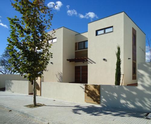 casa unifamiliar casa de madera prefabricada Vilas Anderson