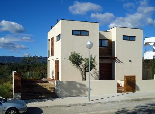 casa de madera prefabricada Vilas Anderson planta baja + 1