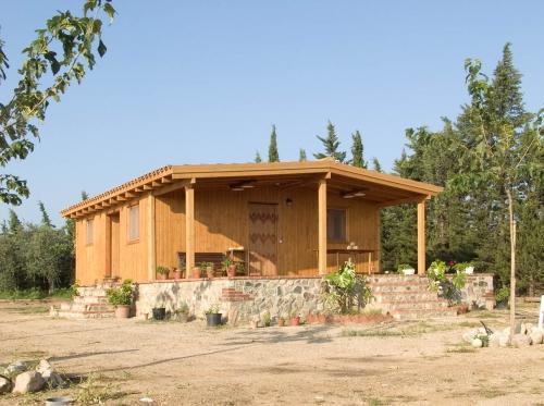 casa de madera prefabricada Vilas Anderson