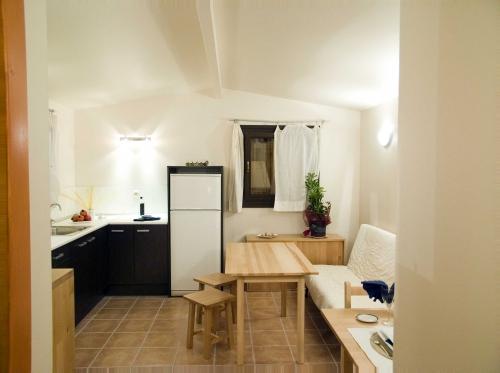 salon mobil home pladur