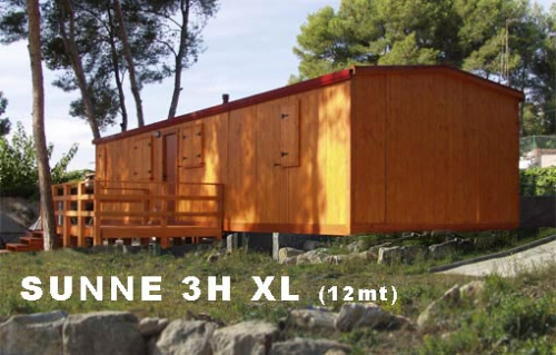 camping, mobil-home