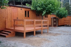 Mobil-Home-Madera