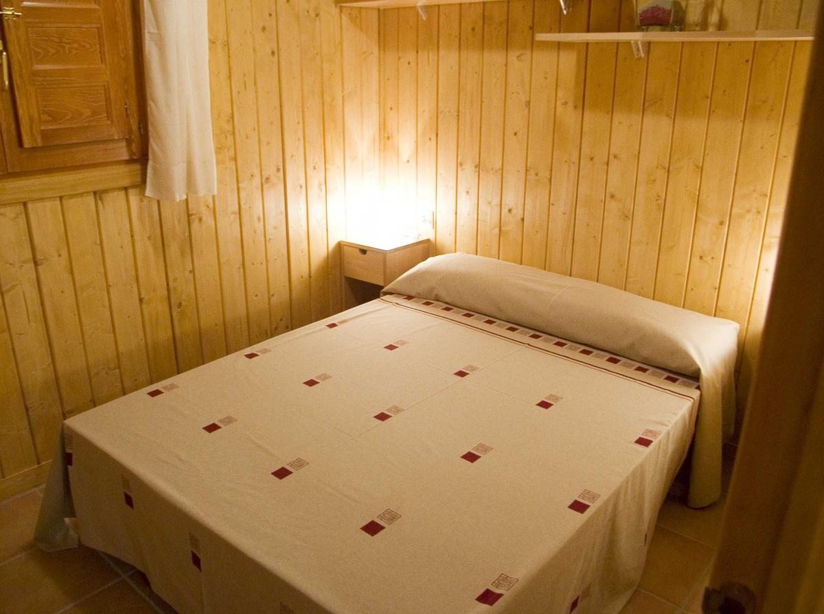 camping, mobil-home, habitación
