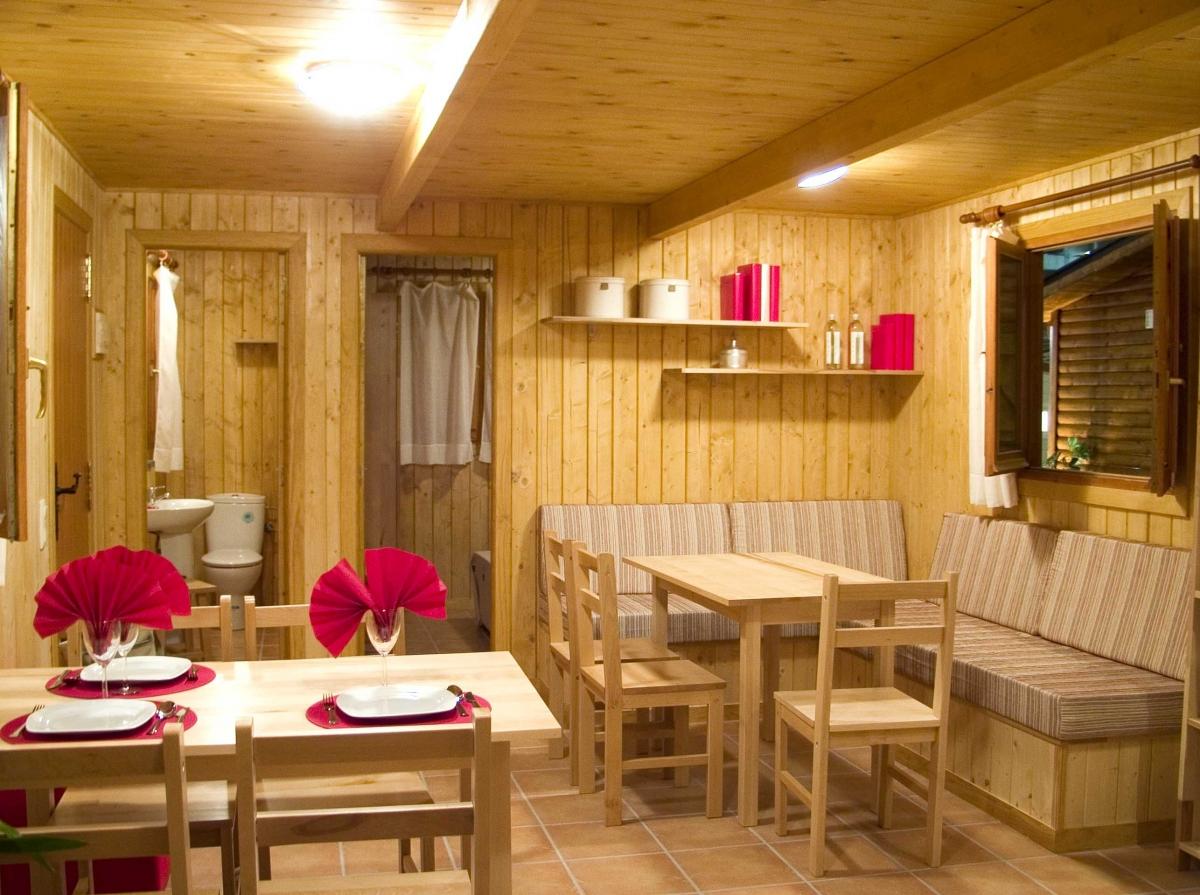 cocina, camping, mobil-home