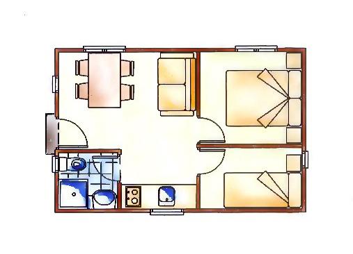 plano bungalow vilas anderson lena
