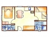 plano mobil home gotland-2h