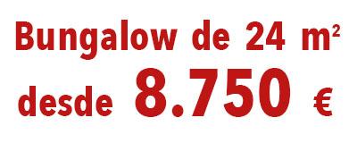 bungalows24m - 8750 euro