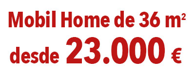 mobilhome36m - 23000 euro
