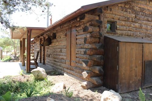 vilas anderson, complementos de madera, decoración jardín