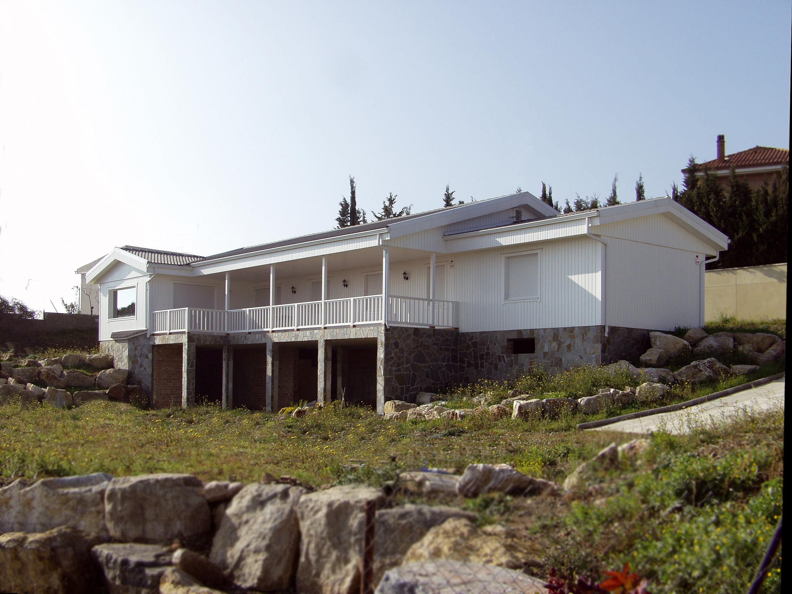 Casas y viviendas prefabricadas econ micas y sostenibles - Casas prefabricadas sostenibles ...