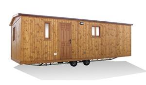 mobil homes para campings