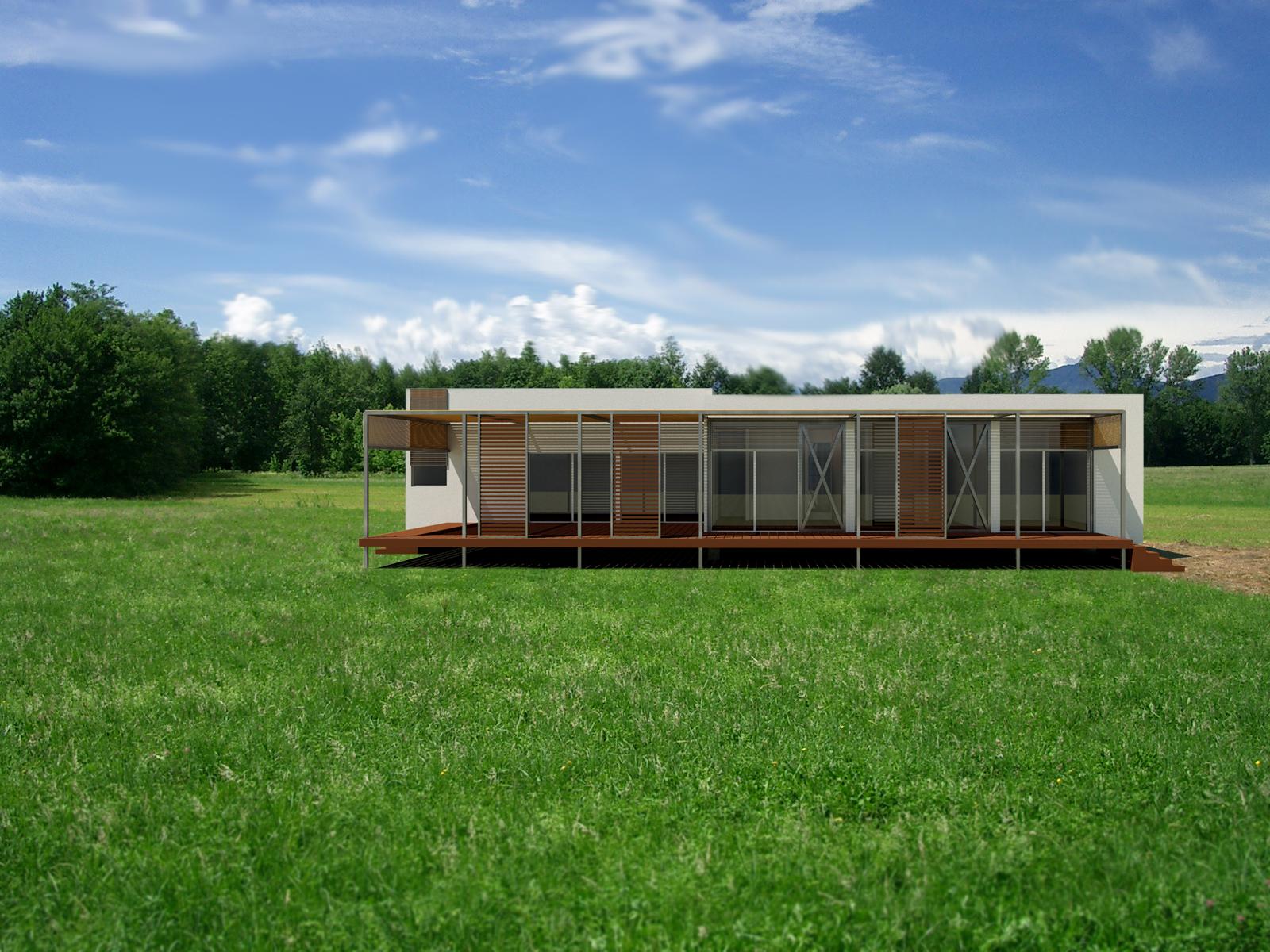 Casas prefabricadas de madera baratas y personalizables - Casas prefabricadas sostenibles ...